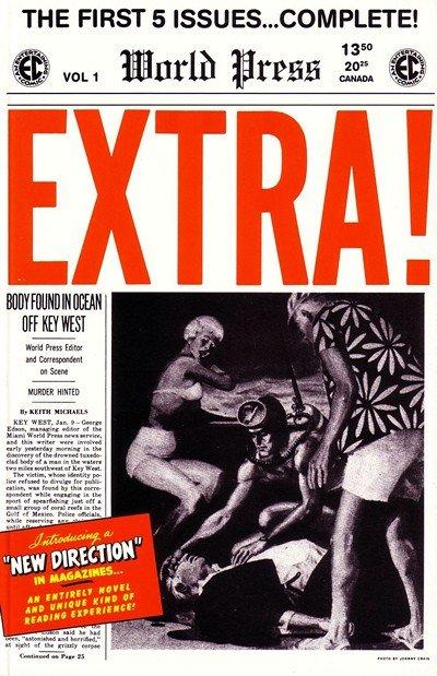 Extra! #1 – 5 (1955)
