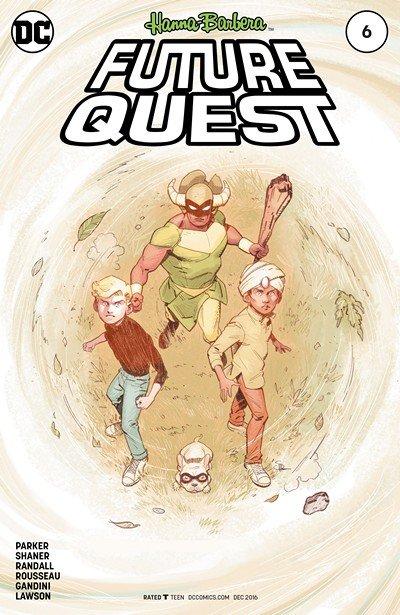 Future Quest #6 (2016)
