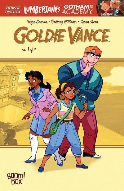 Goldie Vance #1 – 12 + TPBs (2016-2020)