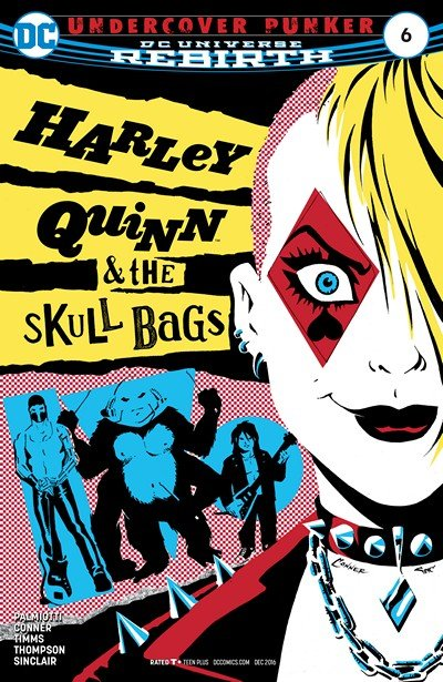 Harley Quinn #6 (2016)