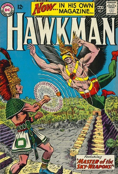 Hawkman Vol. 1 – 4 + Extras (Ultimate Collection) (1940-2016)