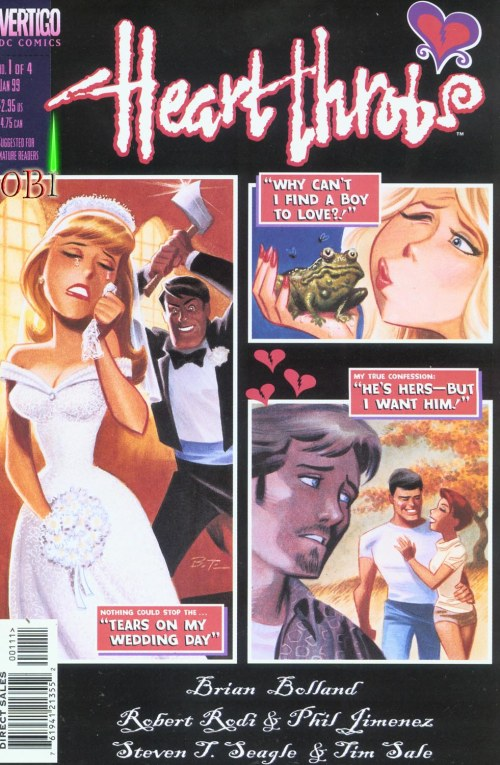 Heartthrobs #1 – 4 (1999)