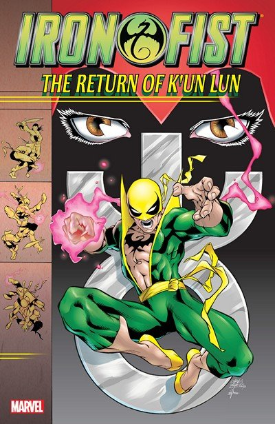 Iron Fist – The Return of K'un Lun (2015)