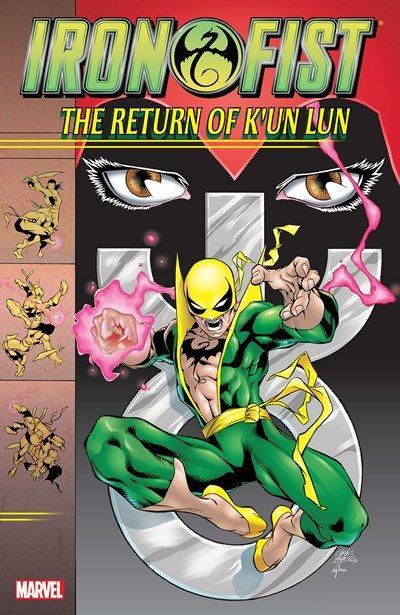 Iron Fist – The Return of K'un Lun (2015)