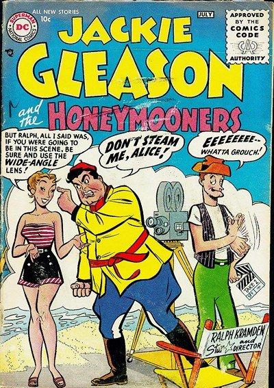 Jackie Gleason and the Honeymooners #1 – 12 (1956-1958)