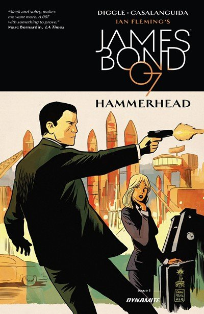 James Bond – Hammerhead #1 (2016)