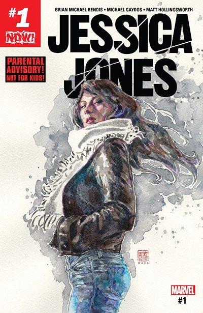 Jessica Jones #1 (2016)