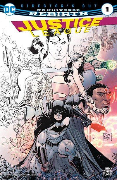 Justice League #1 Director's Cut (2016)