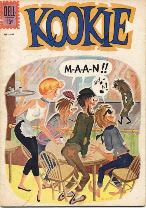 Kookie #1 – 2 (Dell) (1962)