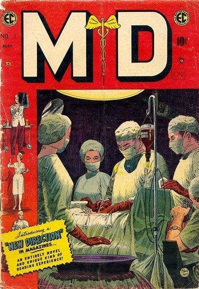 M.D. #1 – 5 (1955-1956)