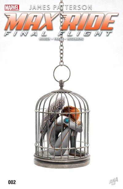 Max Ride – Final Flight #2 (2016)