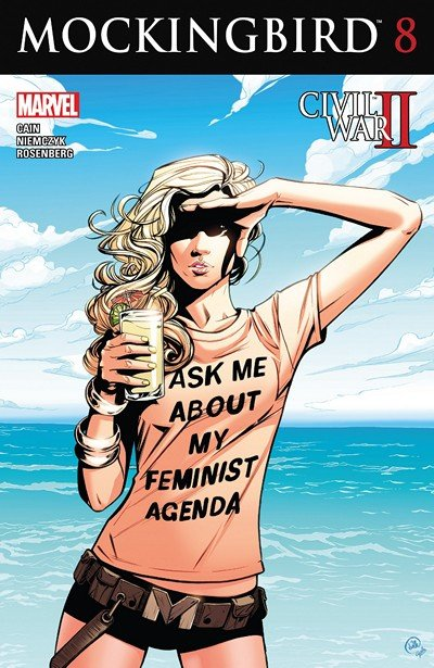 Mockingbird #8 (2016)