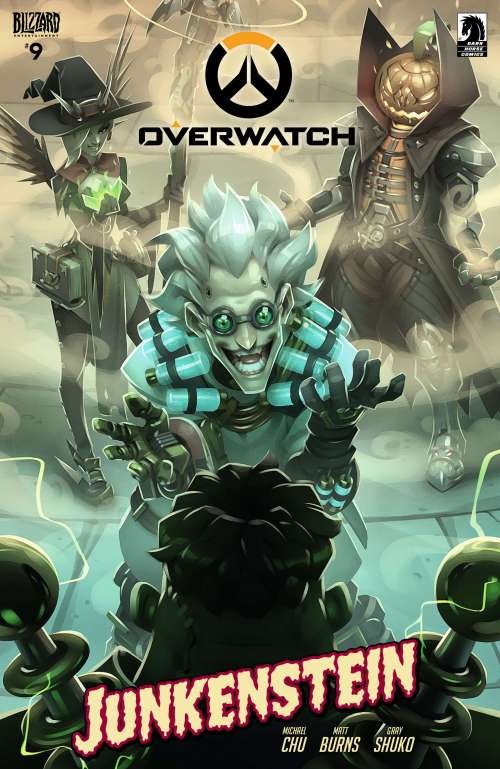 Overwatch #9 – Junkenstein (2016)