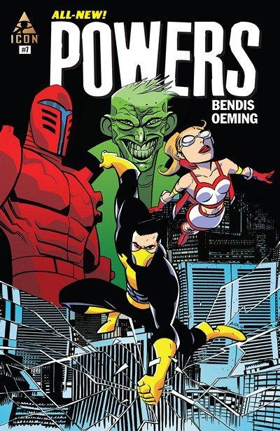 Powers #7 (2016)