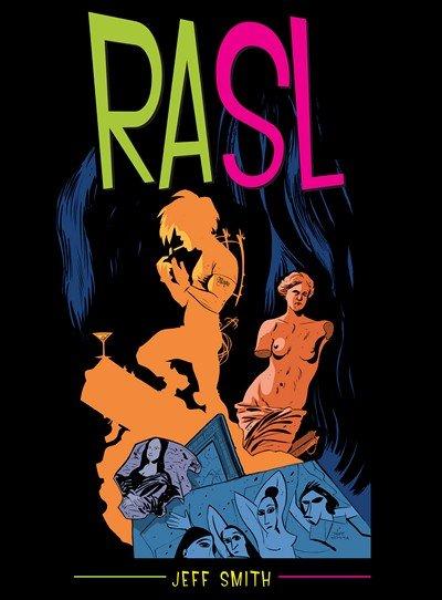 RASL Omnibus (Full Color Edition) (2013)