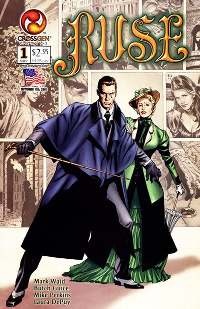 Ruse #1 – 26 (2001-2004)