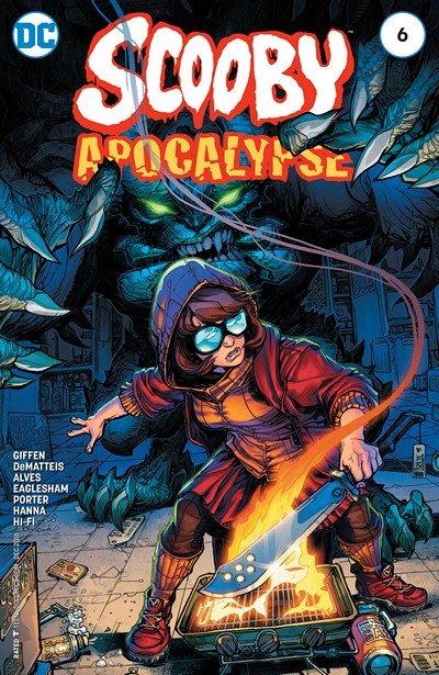 Scooby Apocalypse #6 (2016)