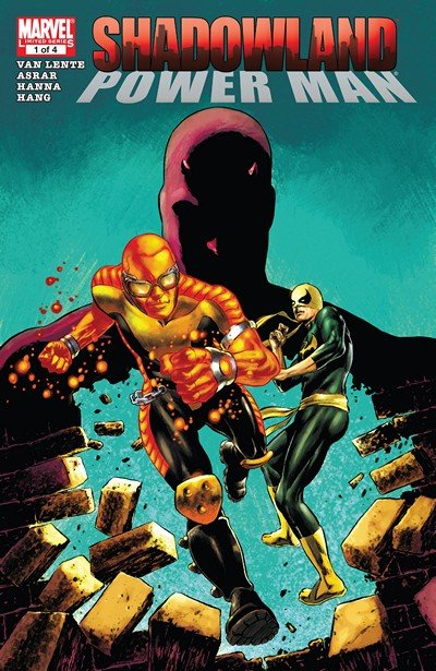 Shadowland – Power Man #1 – 4 + TPB Vol. 1 (2010-2011)