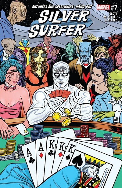 Silver Surfer #7 (2016)