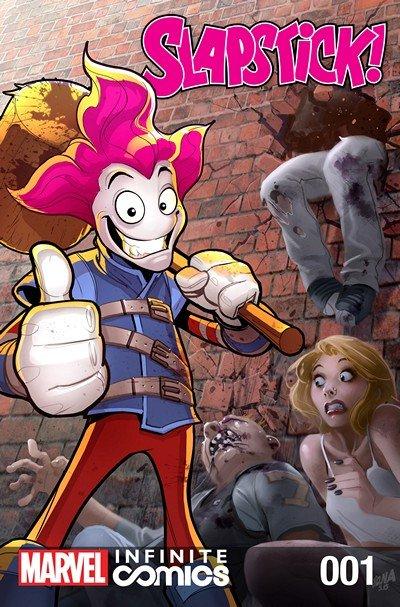 Slapstick Infinite Comic #1 (2016)