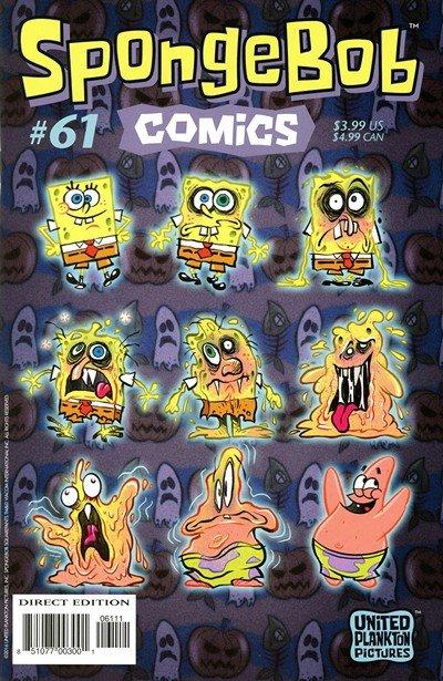 SpongeBob Comics #61 (2016)