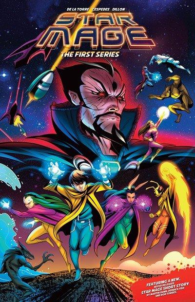 Star Mage #1 – 6 + TPB (2014)