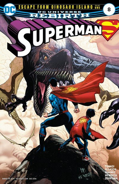 Superman #8 (2016)