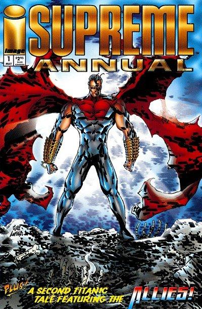 Supreme Annual #1 (1995)