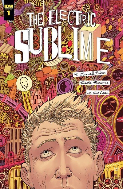The Electric Sublime #1 (2016)
