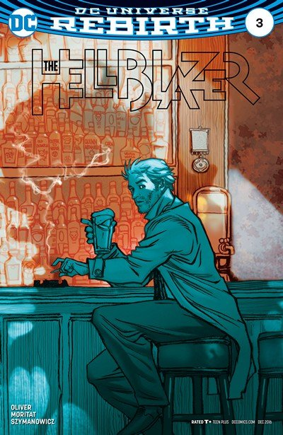 The Hellblazer #3 (2016)