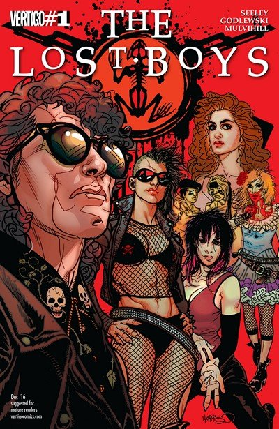 The Lost Boys #1 (2016)