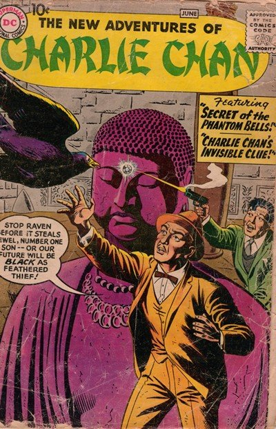 The New Adventures of Charlie Chan #1 – 6 (1958)
