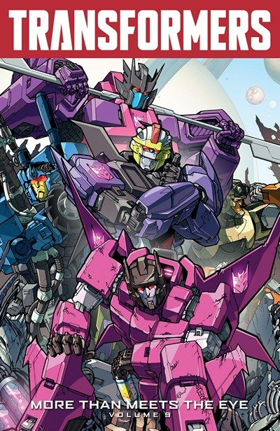 The Transformers – More Than Meets the Eye Vol. 9 (2016)
