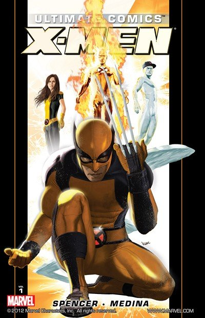 Ultimate Comics X-Men By Nick Spencer Vol. 1 – 2 (2012-2013)