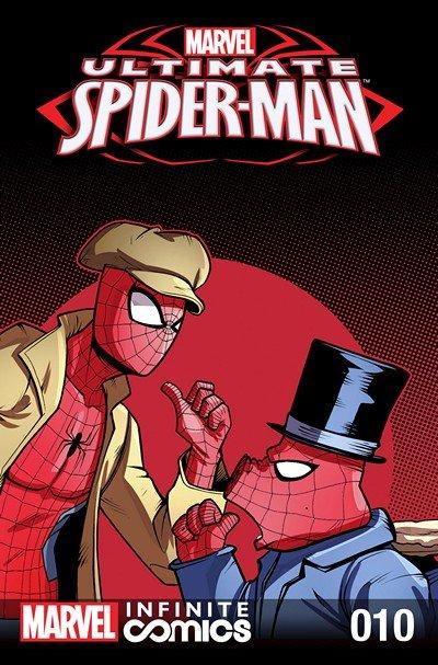 Ultimate Spider-Man Infinite Comic #10 (2016)