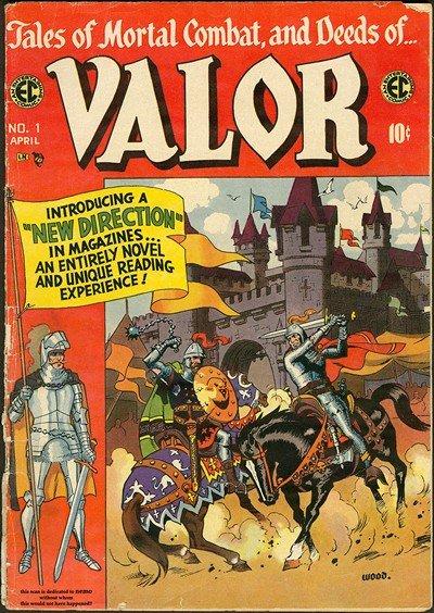 Valor #1 – 5 (1955)