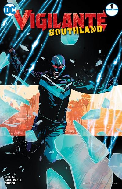 Vigilante – Southland #1 (2016)