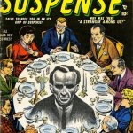 World of Suspense #1 – 8 (1956-1957)