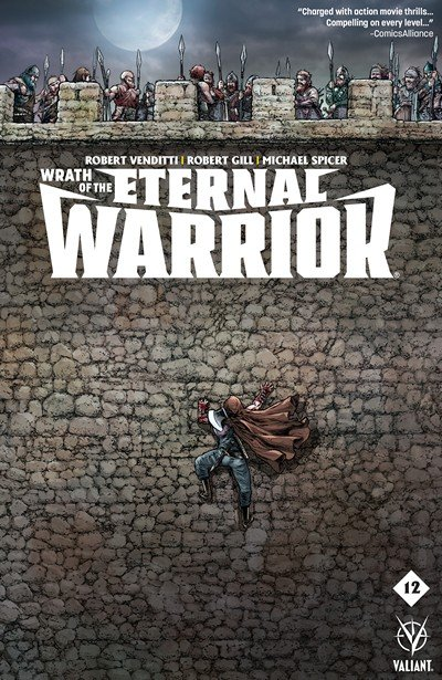 Wrath of the Eternal Warrior #12 (2016)