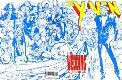 X-Men – The Wedding Album (1994)