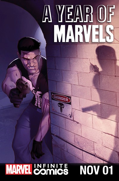 A Year of Marvels – November Infinite Comic #1 (2016)