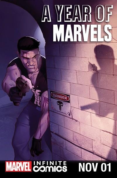 A Year of Marvels – November Infinite Comic #1 (2016)