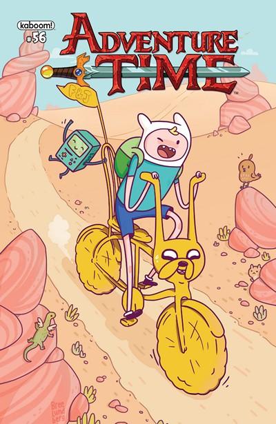 Adventure Time #56 (2016)