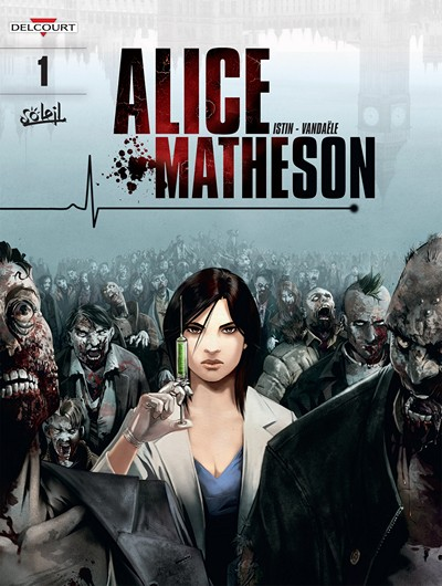 Alice Matheson #1 – 4 (2015)`