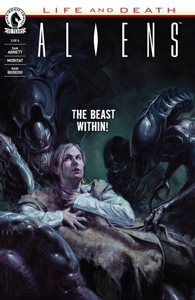 Aliens – Life and Death #3 (2016)