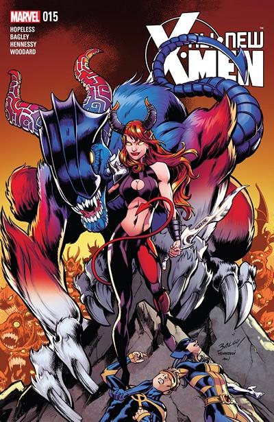 All-New X-Men #15 (2016)