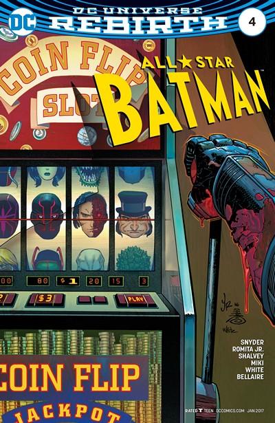 All Star Batman #4 (2016)