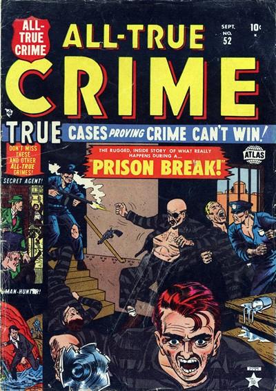 All True Crime #26 – 52 (1948-1952)