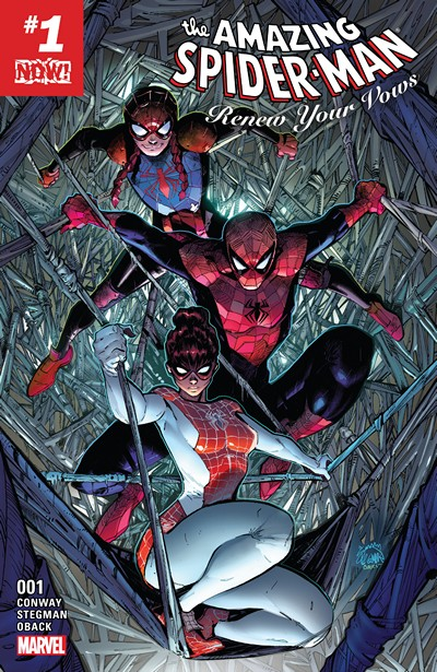 Amazing Spider-Man – Renew Your Vows #1 (2016)