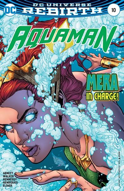 Aquaman #10 (2016)